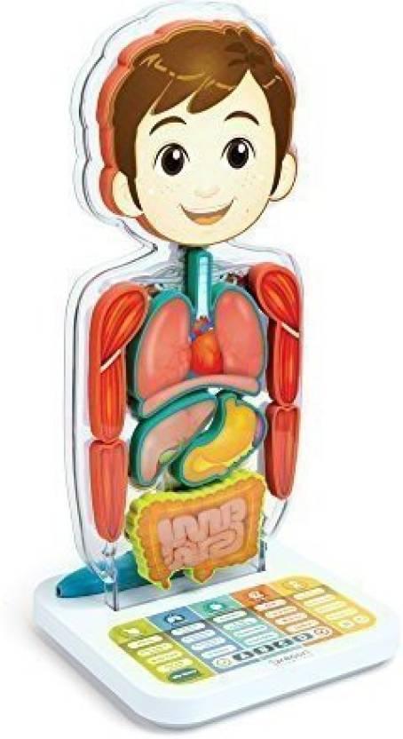 Oregon Scientific Smart Anatomy - Interactive Human Body By - Sa218 ...