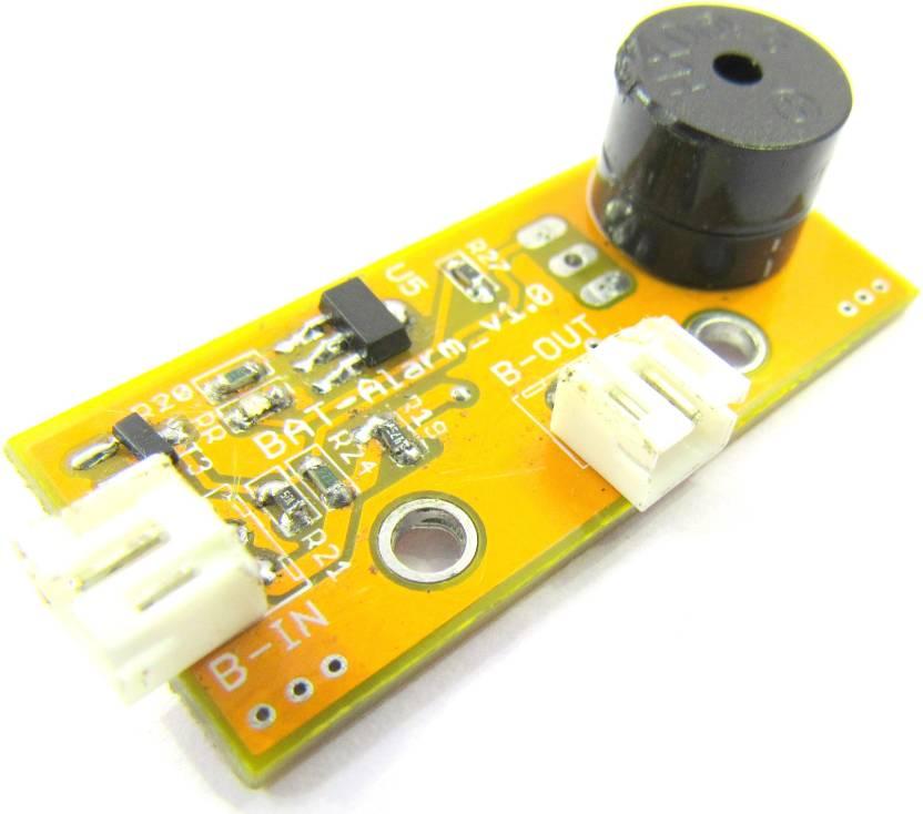 Rotobotix Low Voltage Buzzer & Cutoff Module Price in India - Buy