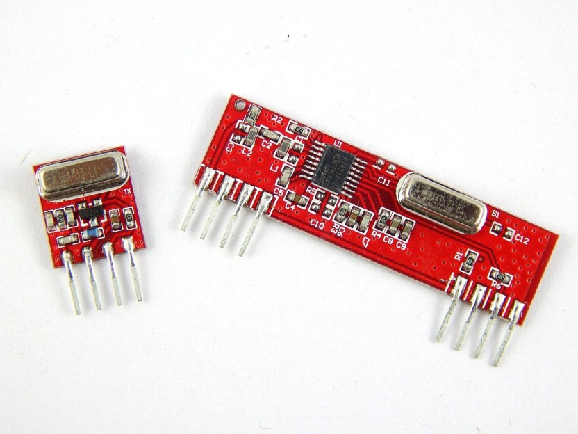 robo india rf module 434 mhz (1 transmitter 1 receiver) gsm module hf signals – the home of bitx transceivers
