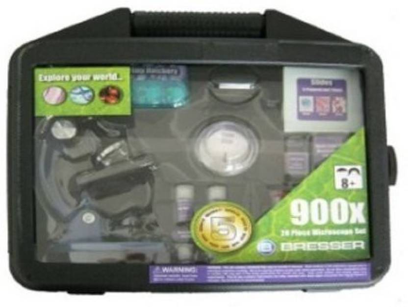 ExploreOne 900x Microscope Set With Case