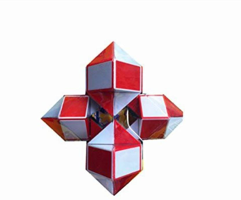 497dd086715ac Zerowin Snake Magic Ruler Rubik'S Twist Brain Teaser Kids Gifts Toy ...