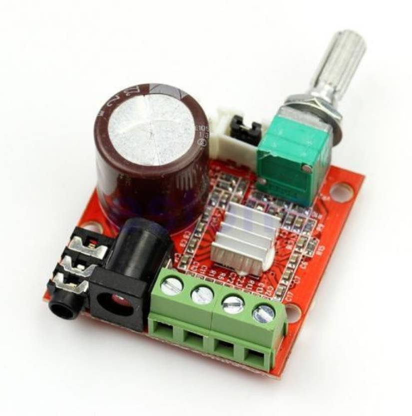 Stereo Amplifier Board - Circuit Diagram Images