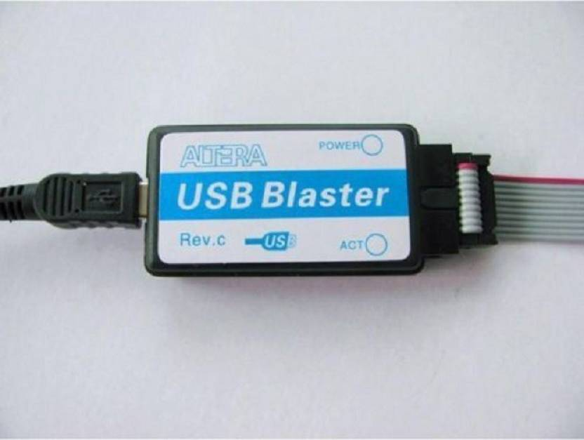 Xcluma MINI USB BLASTER CABLE FOR CPLD FPGA NIOS JTAG ALTERA