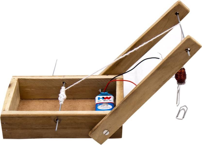 Projectsforschool magnetic crane working model diy kit for projectsforschool magnetic crane working model diy kit for science projects for school solutioingenieria Gallery