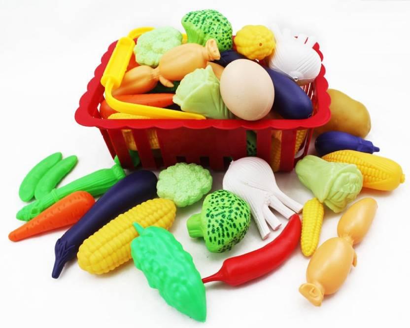 zaid collections fruits vegetables unique simulation model kids