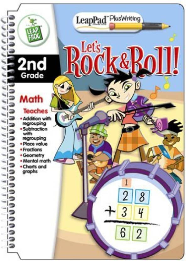 LeapFrog Plus Writing 2nd Grade Math Book: Meet the Band! The ...