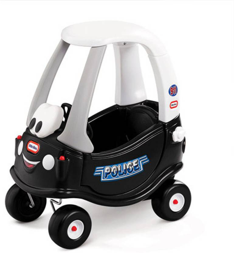 Little Tikes Cozy Coupe Anniversary Edition Police Car Price In