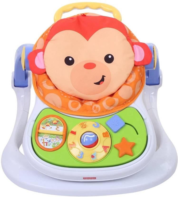 Fisher Price 4 In 1 Monkey Entertainer Cbv66 Price In India Buy