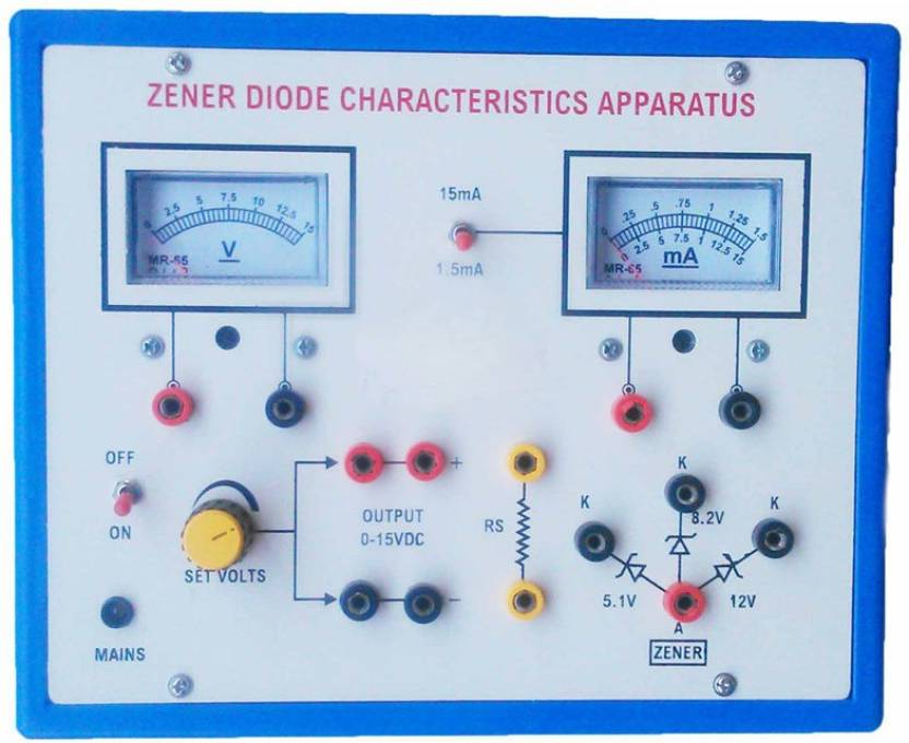 Jainco Zener Diode Characteristics Apparatus Price in India - Buy