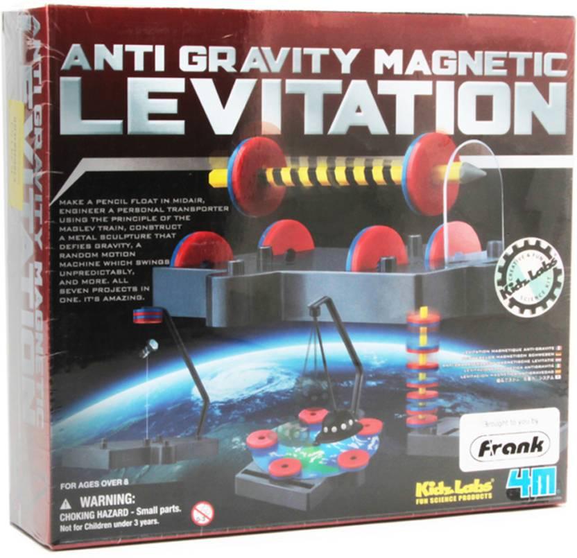 4M Anti Gravity Magnetic Levitation Price in India - Buy 4M Anti