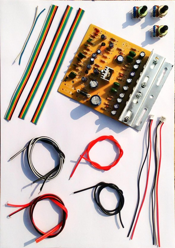 tech and trade 100w diy kit for amplifier stereo audio circuit board rh flipkart com