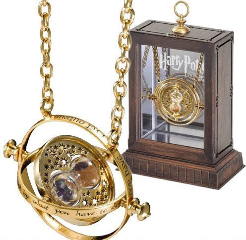 The Noble Collection Harry Potter Hermines Time Turner Price In