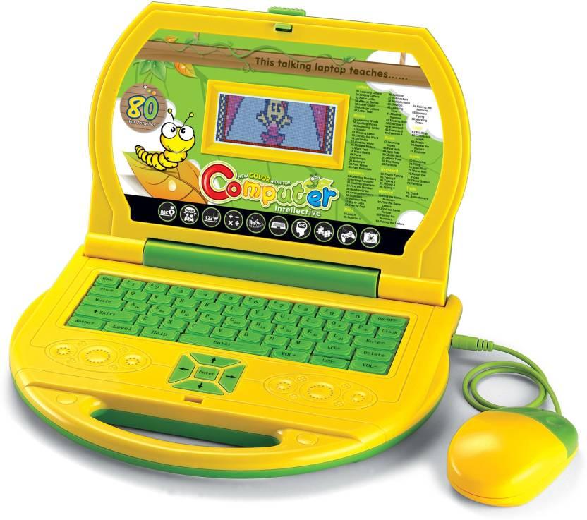 Toy House Educational Laptop JD20279EC