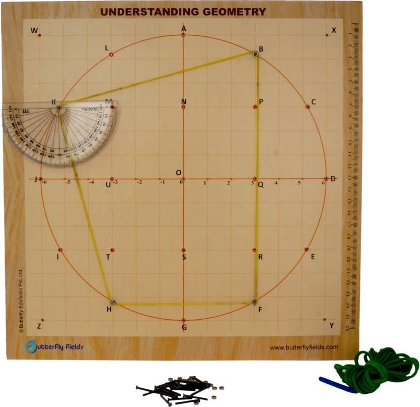Butterfly FIelds Understanding Quadrilaterals - Math Project Kit ...
