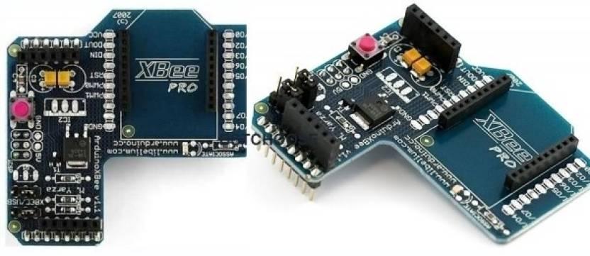 Robomart xbee zigbee shield arduino compatible price in
