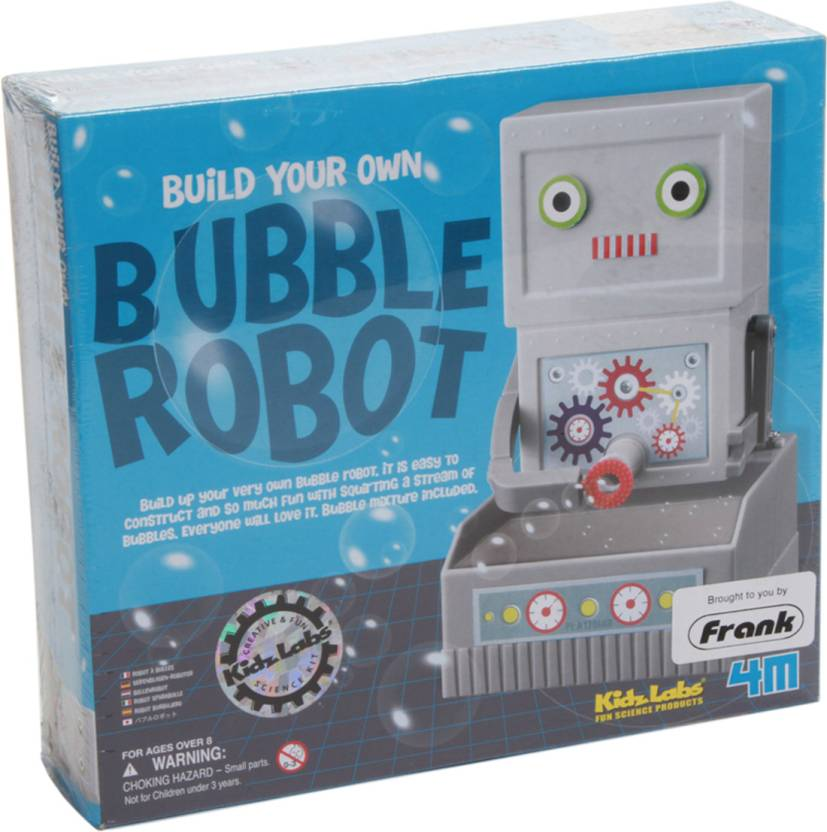 d59628892 4M Kidz Labs-Bubble Robot Price in India - Buy 4M Kidz Labs-Bubble ...