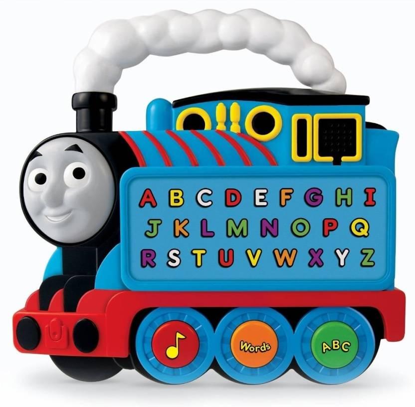 Fisher-Price Thomas the Train: Thomas ABC Train Price in India - Buy