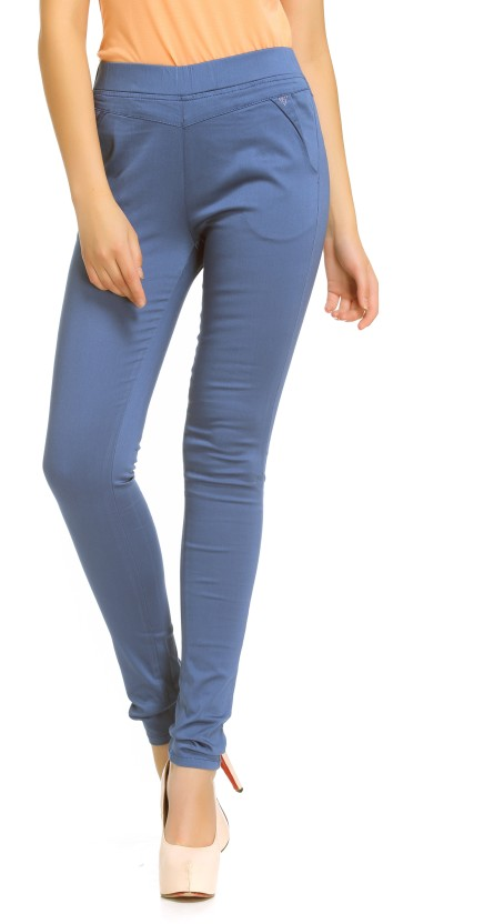 X blues jeggings
