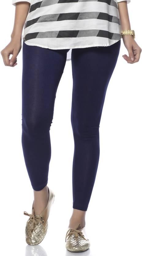 c7801d542622e De Moza Ankle Length Legging Price in India - Buy De Moza Ankle ...