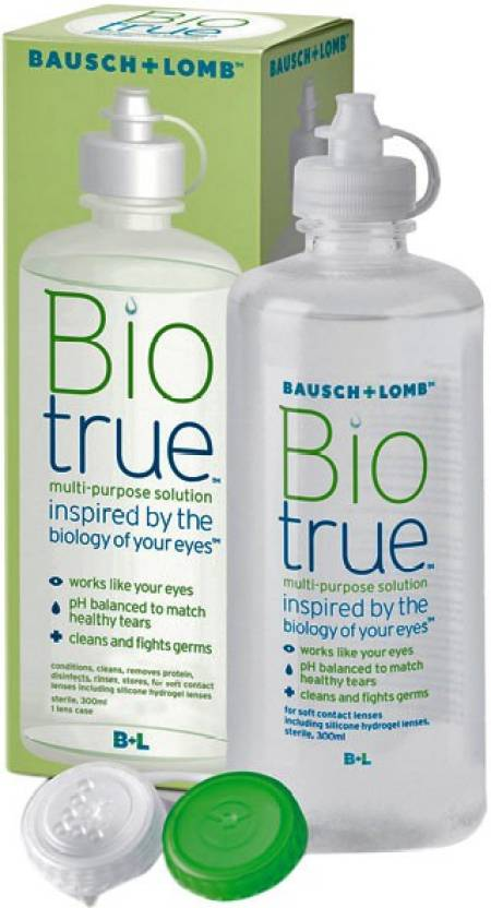 73d3c33c165 Bausch   Lomb Biotrue Cleaning Solution Price in India - Buy Bausch ...