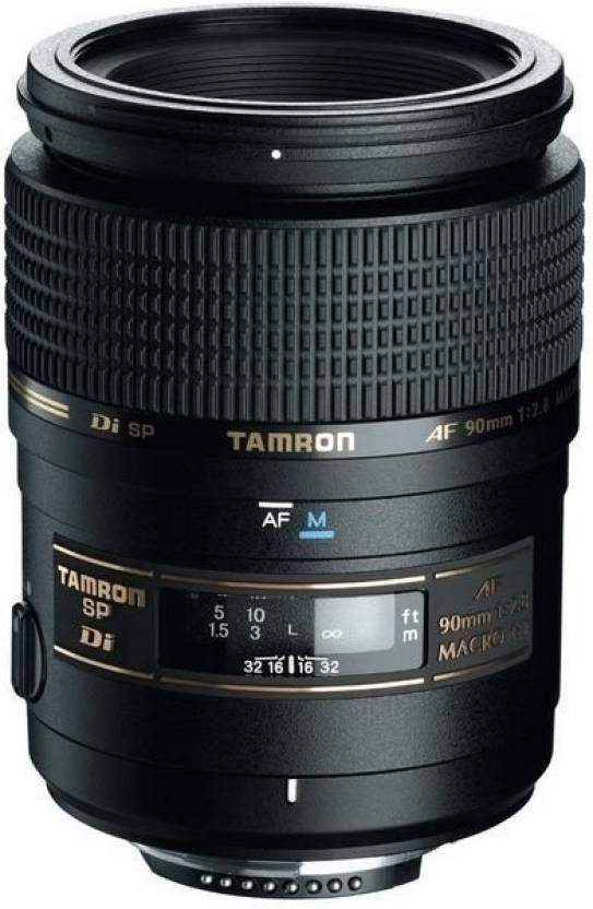 Tamron SP AF 90 mm F/2.8 Di 1:1 Macro for Nikon Digital SLR  Lens