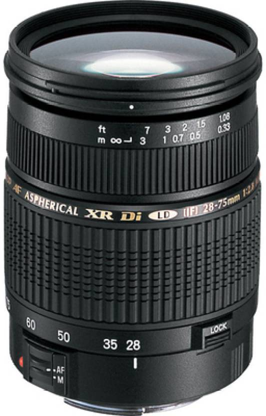 Tamron SP AF 28 - 75 mm F/2.8 XR Di LD Aspherical (IF) for Nikon Digital SLR  Lens