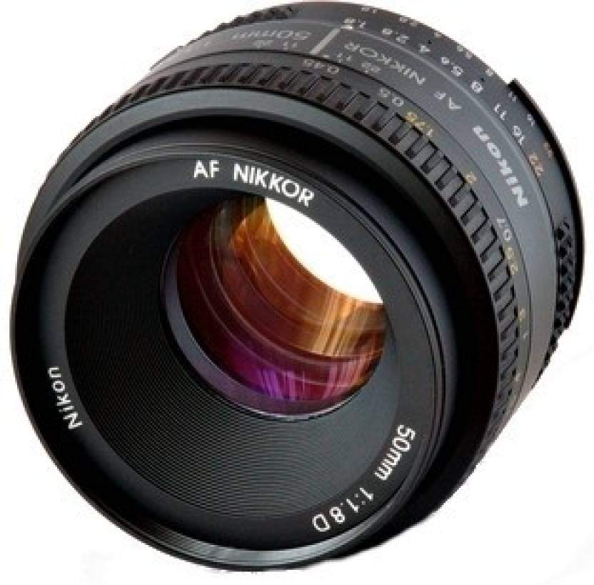 how to use nikon 50mm 1.8 d lens