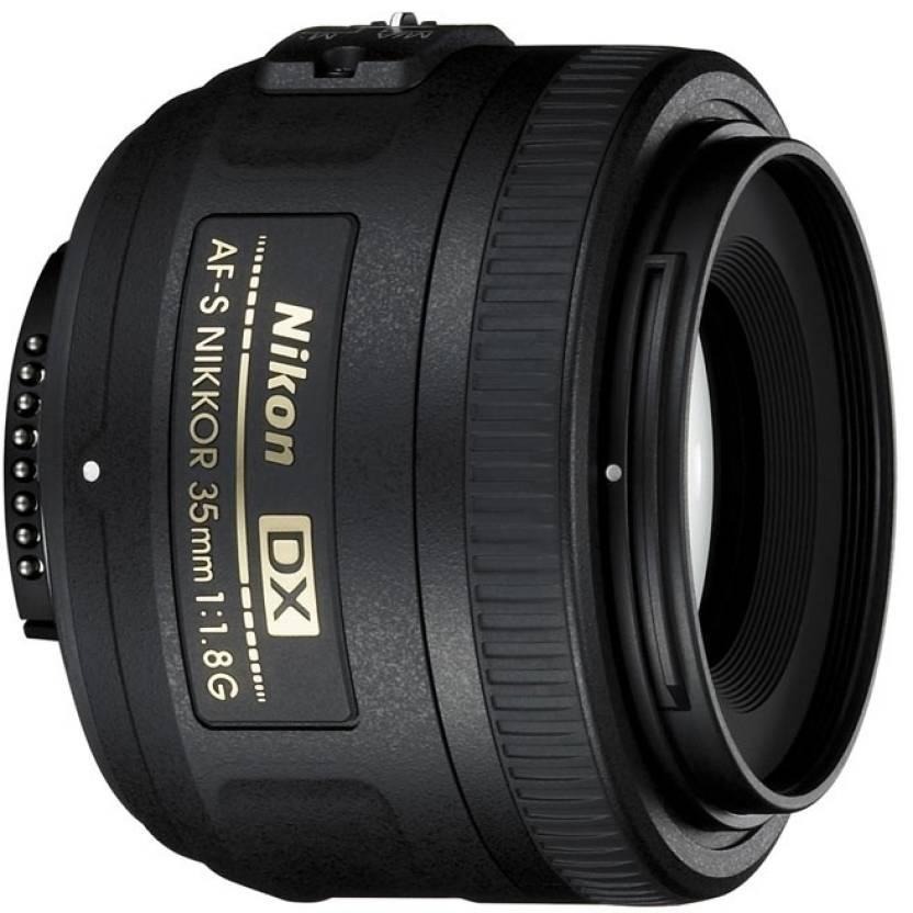 Nikon AF-S DX NIKKOR 35 mm f/1.8G  Lens