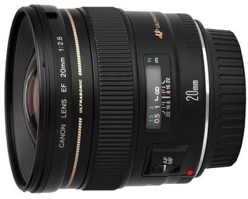 Canon EF 20 mm f/2.8 USM  Lens