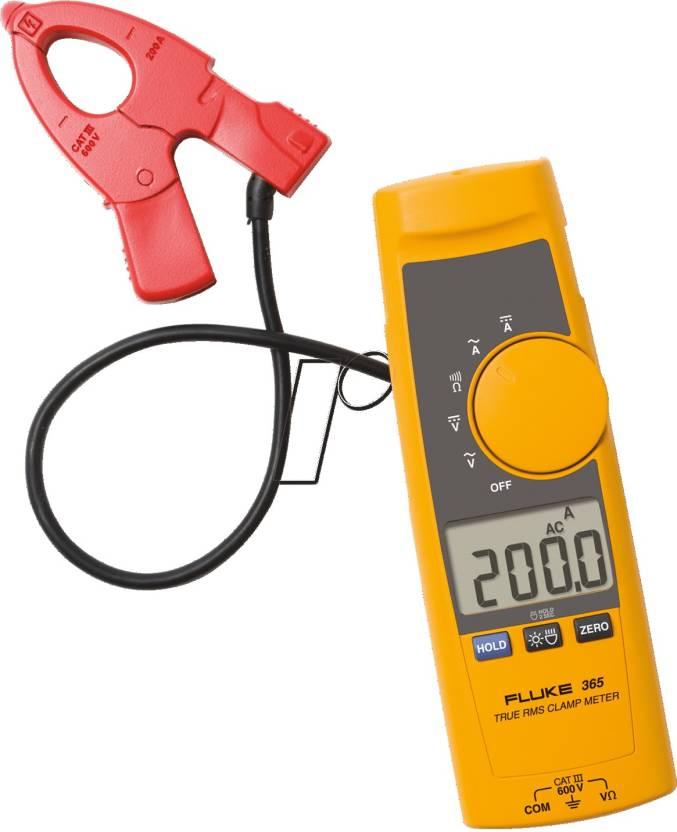 Fluke 365 Digital Clamp Meter Non-magnetic Electronic Level Price in