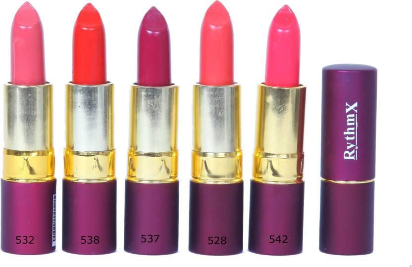 26a556125 Rythmx Purple Lipstick 532 538 537 528 542 - Price in India