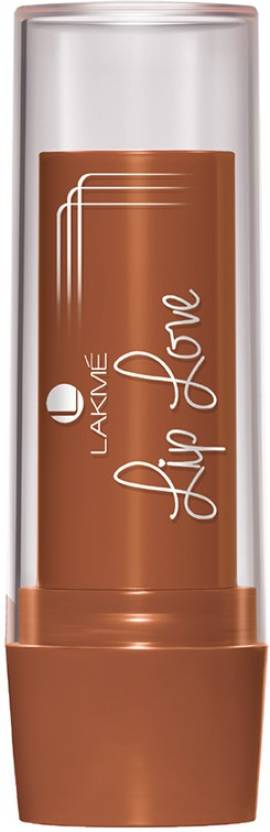 Makeup Essentials Under Rs.299 By Flipkart | Lakme Lip Love Lip Care 3.8 g  (cocoa) @ Rs.200