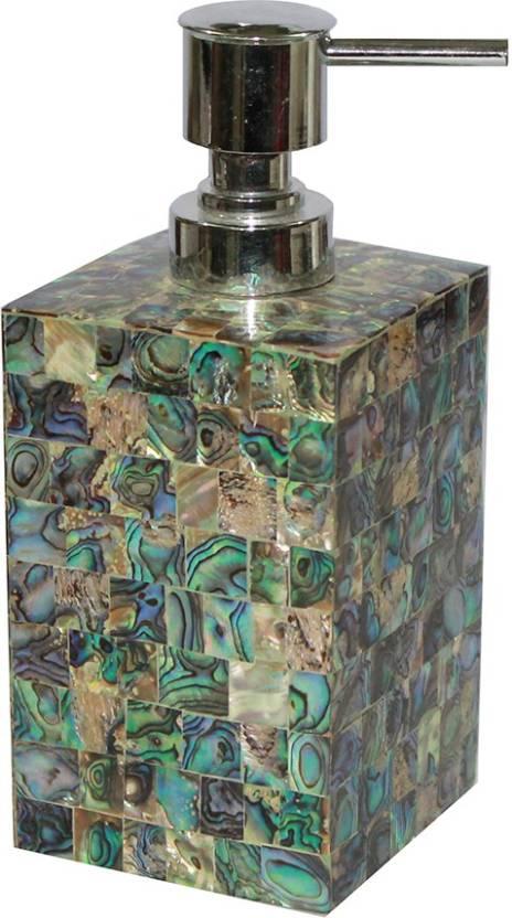 OPULENT HOMES 400 ml Soap Dispenser