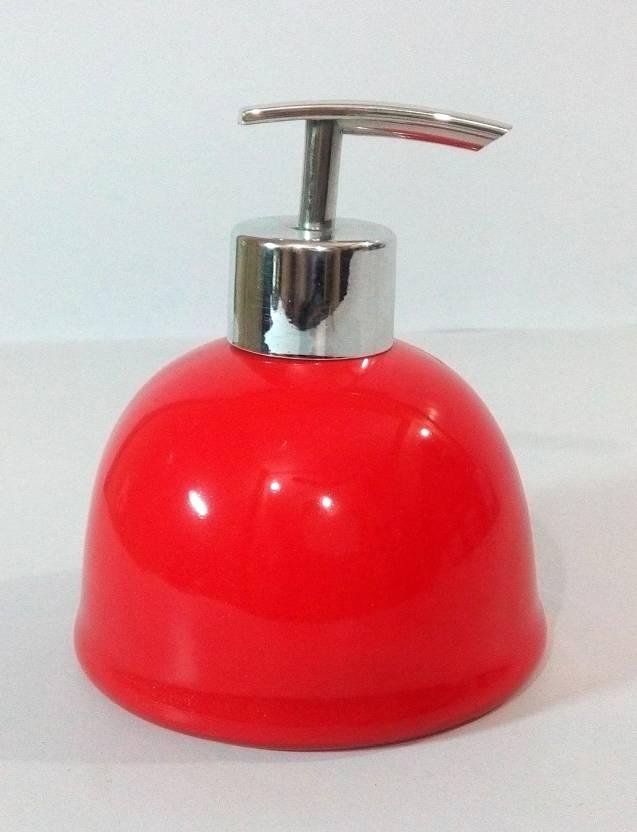 Dayinternational Stylish Design & Shape 300 ml Shampoo Dispenser