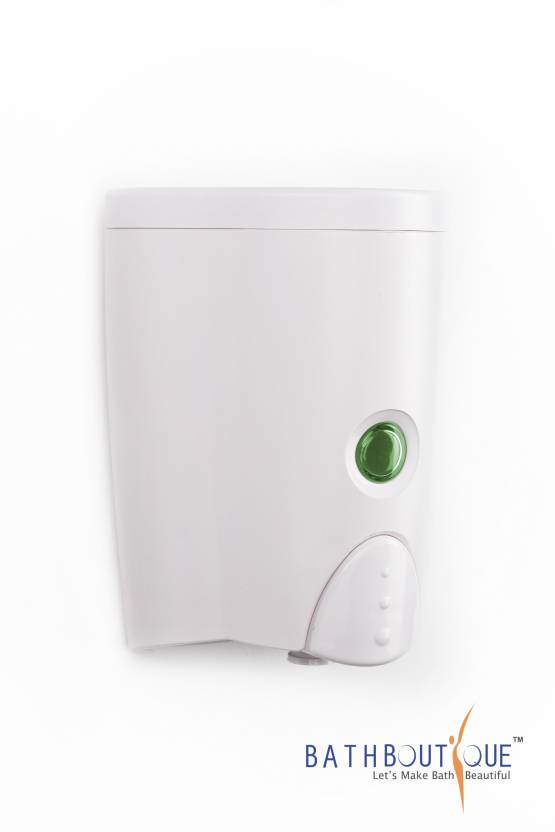 Bath Boutique Smart 580 ml Gel, Lotion, Soap, Shampoo Dispenser