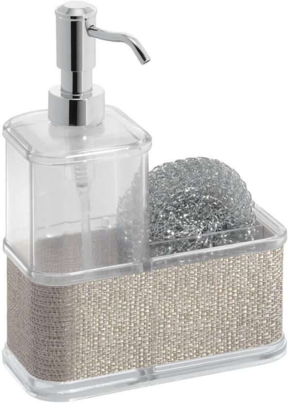 INTERDSIGN Twillo Plastic Soap Pump Caddy 530 ml Soap Dispenser