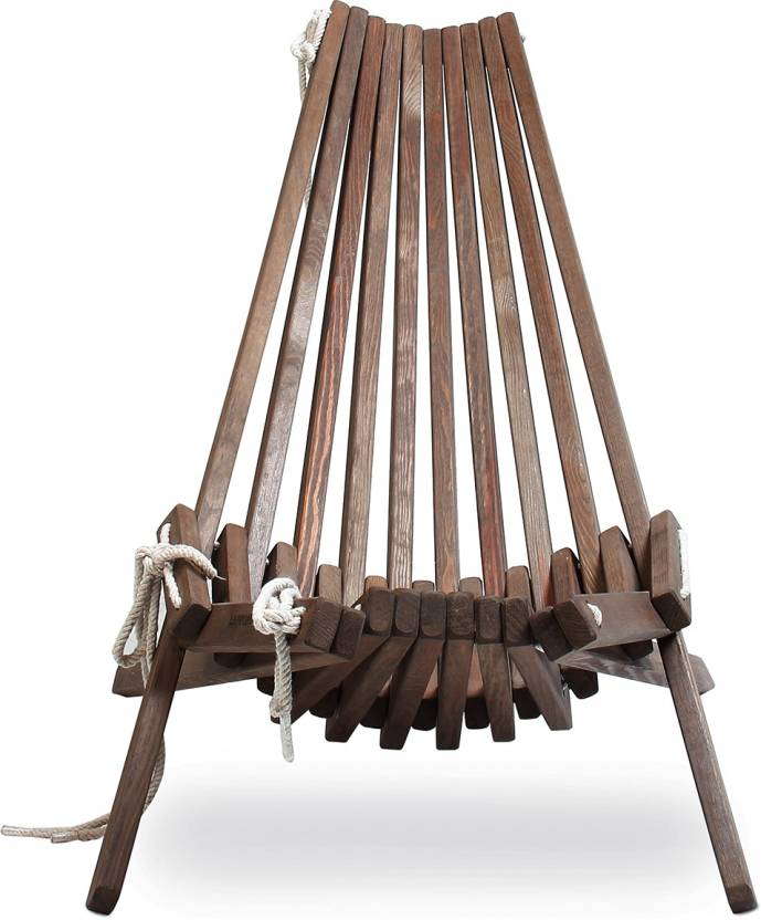 furnicheer furnicheer folding relax chair solid wood living room