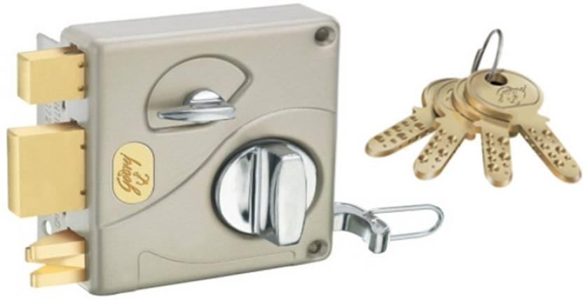 Godrej Ultra Tribolt Satin Nickel 1ck Lock Buy Godrej