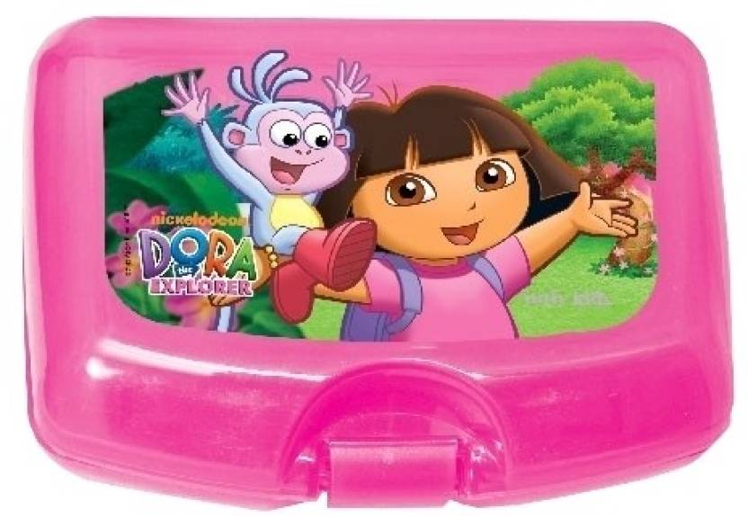 Dora 20287 1 Containers Lunch Box