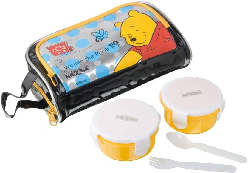 Disney 8906035906169 2 Containers Lunch Box