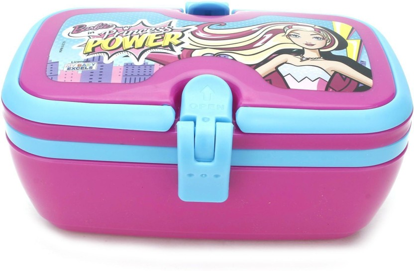 Mattel Barbie Lunch Box with Handle 1 Containers Lunch Box  sc 1 st  Flipkart & Flipkart.com   Mattel Barbie Lunch Box with Handle 1 Containers ...