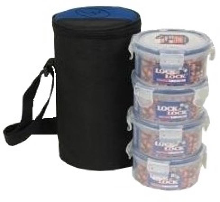 Lock & Lock EX.LR HPL 932*4 4 Containers Lunch Box