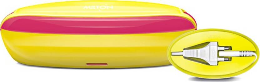 Milton Slimtron Yellow 2 Containers Lunch Box 400 ml
