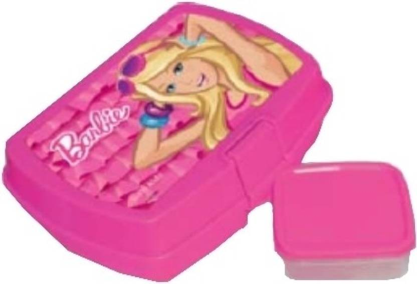 Barbie 20278 2 Containers Lunch Box