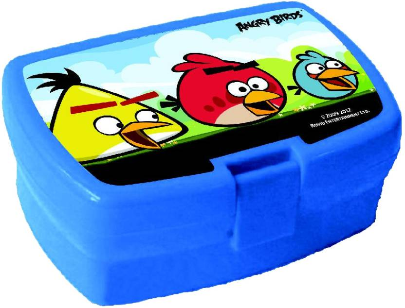 Angry Birds HWRA141211-AB 1 Containers Lunch Box