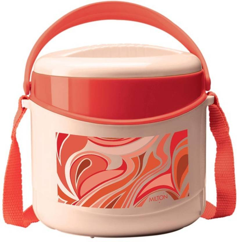 Milton Econa Red 2 Containers Lunch Box