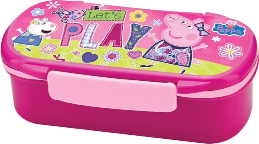 PEPPA PIG LUNCH BOX BAG BRAND NEW INSULATED
