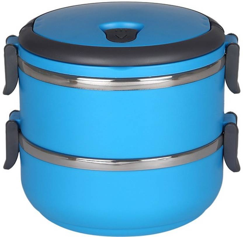 a4d014da60 Cosmosgalaxy Layer Multiple Lock-Blue 2 Containers Lunch Box (750 ml)