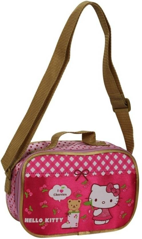 0ea4fe7876b Hello Kitty Hello Kitty Lunch Bag 22X10X8 cm 1 Containers Lunch Box (750 ml)