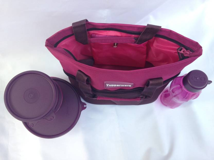 Tupperware Berrylicious 3 Containers Lunch Box